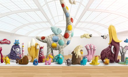 Play-Doh Creates Inspiration-Filled Museum