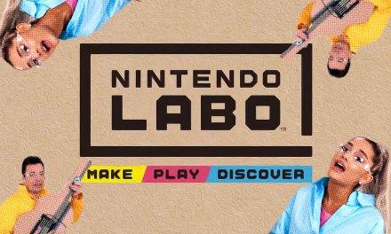 Jimmy Fallon Promotes Nintendo Labo