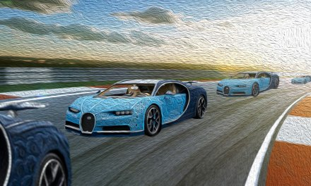 LEGO Technic Car Drives Real-Life Traffic to the Brand