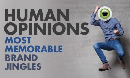 Human Opinions: Best Brand Jingles Bracket