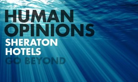 Human Opinions: Sheraton Hotels