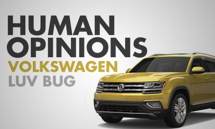 Human Opinions: Volkswagen Luv Bug