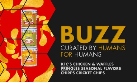 Weekly Buzz: KFC's Chicken & Waffles, Pringles, &  Chirps Cricket Chips