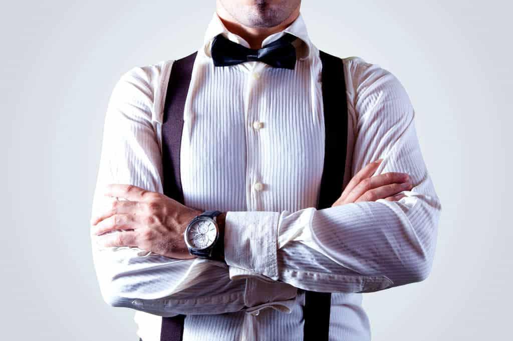 Как стать привлекательным мужчиной, (или выкинь треники)