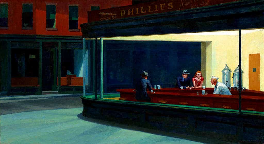 All-Night Diners and Eternal Darkness