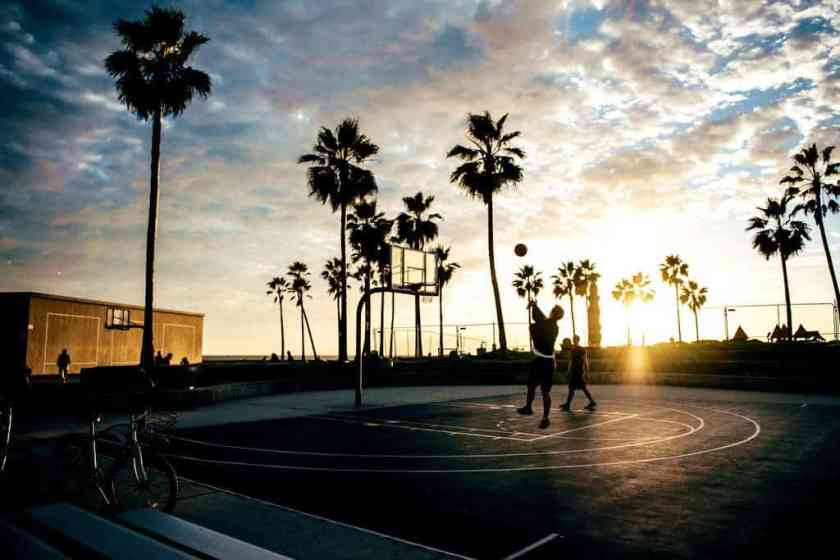 basketball basketball court beach 305244_result