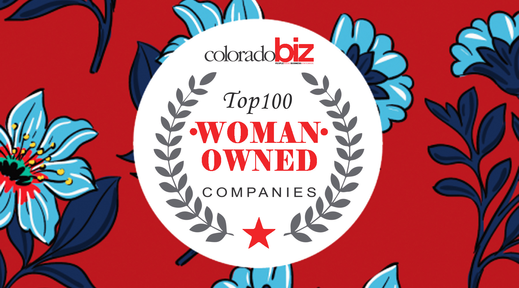 ColoradoBiz Top 100 Woman-Owned Companies 2018