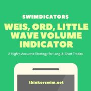 weis ord l.a. little wave volume trend indicator