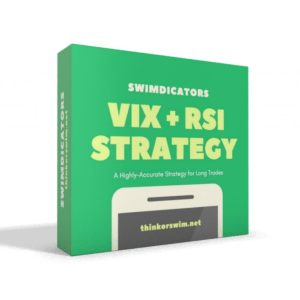 VIX RSI Strategy for ThinkOrSwim