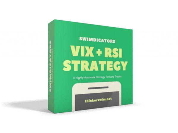 VIX RSI Strategy for ThinkOrSwim