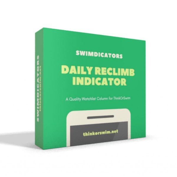 daily reclimb indicator high low thinkorswim
