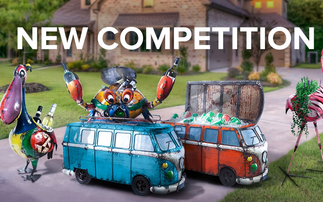 Like/Tag/Share Competition on Facebook