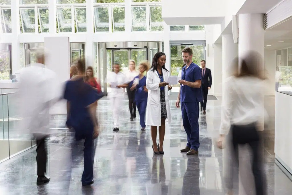 healthcare-marketing-busy-lobby