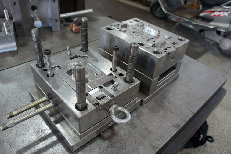 Injection Mould tool.