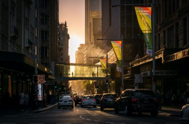 Australia streets empty as remote work takes over