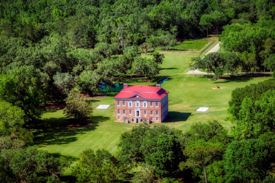 Worker relocation incentive program Drayton Hall Charleston