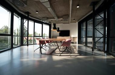 remote working hub building