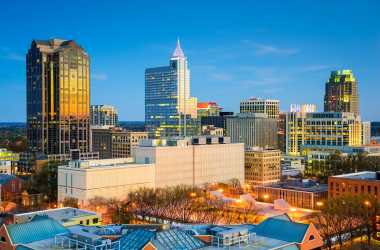 North Carolina buildings