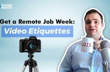 video etiquette
