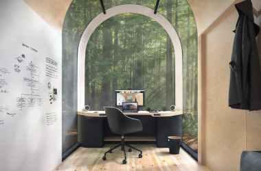 ideal remote workspace