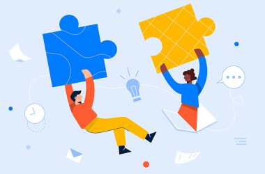 Collaboration skills in a remote workplace
