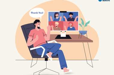 How to show gratitude at work