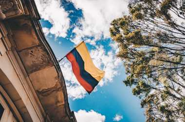 New remote work law Colombia