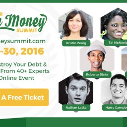 I'm speaking at the Master Your Money Summit – Join in!