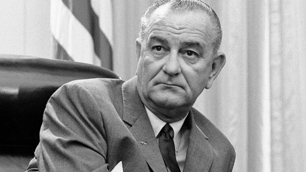 Why lyndon johnson suck