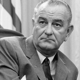 Lyndon Johnson's 10 keys to success