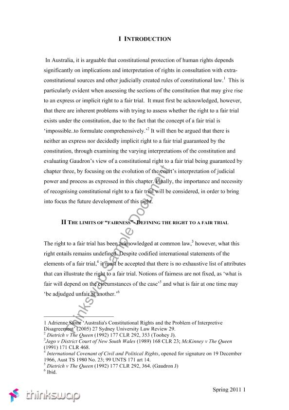 Law Essay Uk Law Essay Law Essay N Constitutional Law Essay On Right