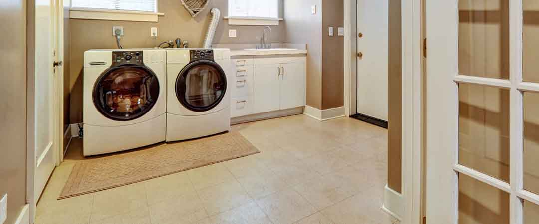 Best Laundry Room Floor  Think Tank Home