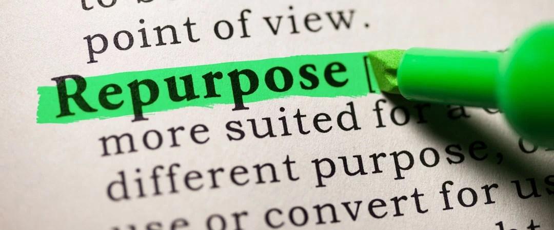 Repurpose word highlighted iin dictionary
