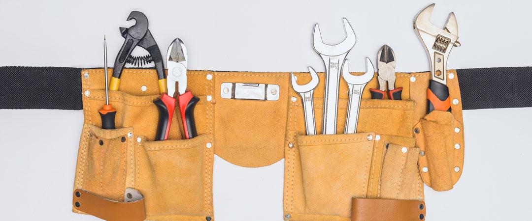 Plumbers Tool Belt