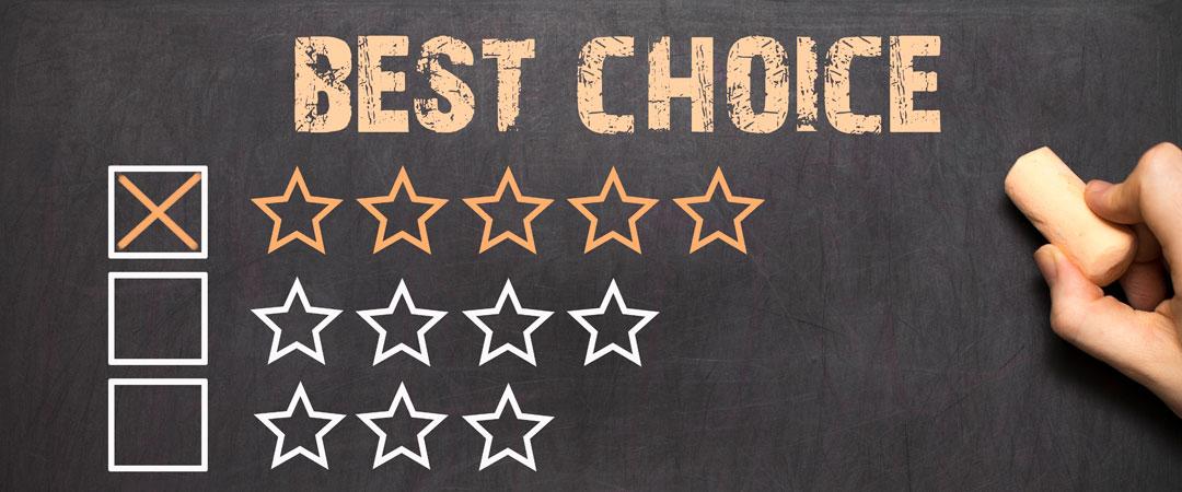 Best Choice Chalk Board