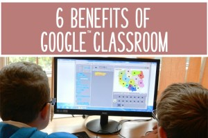 6 Benefits of Google Classroom cover picture