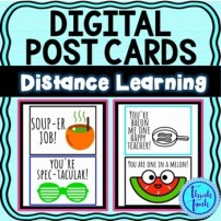 digital post cards picture