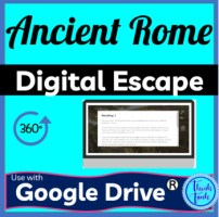 Ancient Rome DIGITAL ESCAPE ROOM picture