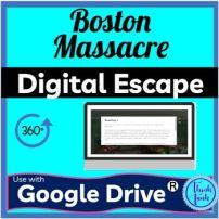 Boston Massacre DIGITAL ESCAPE ROOM picture