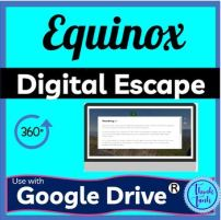 Equinox DIGITAL ESCAPE ROOM picture