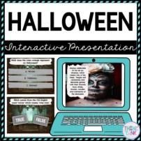 Halloween Google Slides pic