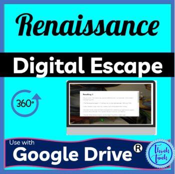Renaissance DIGITAL ESCAPE ROOM picture