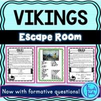 Vikings ESCAPE ROOM picture