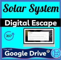 olar System DIGITAL ESCAPE ROOM picture