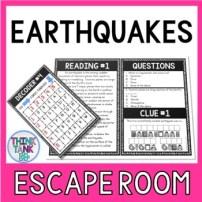 Earthquakes ER
