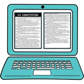 Constitution Secret Message Activity for Google Sheets picture