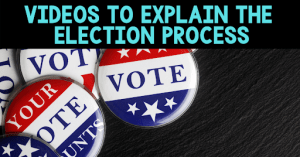 Videos to explain the Election Process Pin