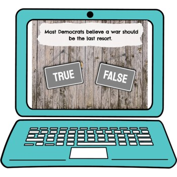 Political Parties Interactive Google Slides™ Presentation picture