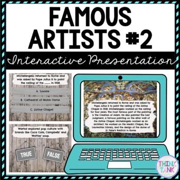 Famous Artists