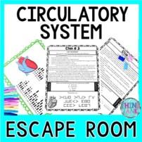 Circulatory System ESCAPE ROOM